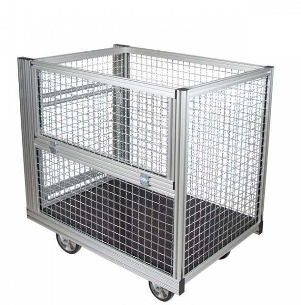 rollcontainer gitterbox 1 stahl weinhold112 rollcontainer gitterbox 1 stahl. Black Bedroom Furniture Sets. Home Design Ideas